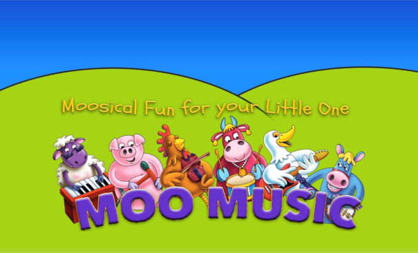 Moo Music at Bedwas Workmen's Hall